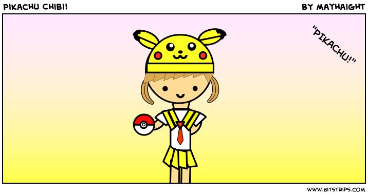 Pikachu Chibi!