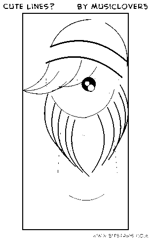 Cute lines?