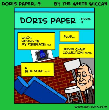 Doris Paper, 9
