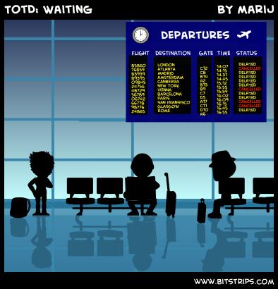 TotD: Waiting