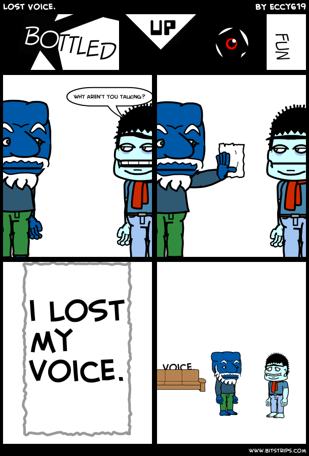 Lost Voice.