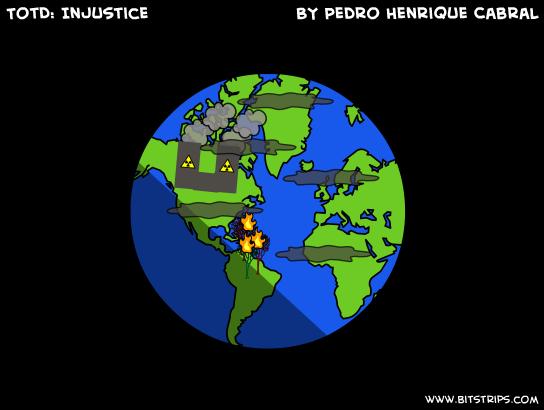 TotD: Injustice