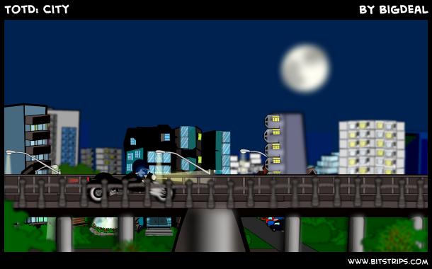TotD: City