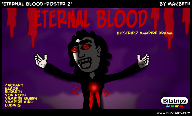 'Eternal Blood-Poster 2'