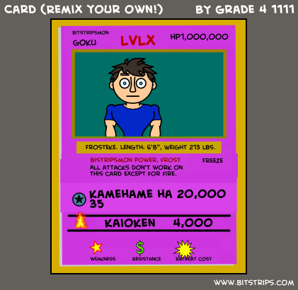 Card (Remix your own!)
