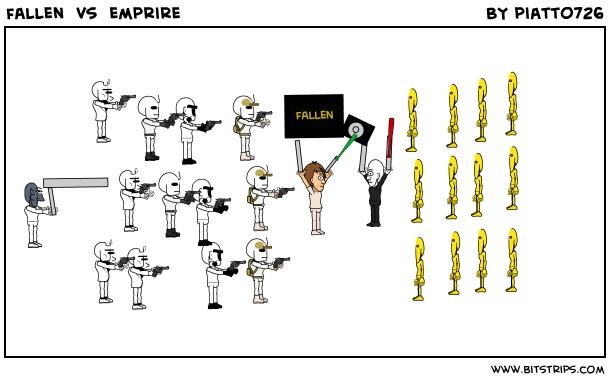 fallen  vs  emprire