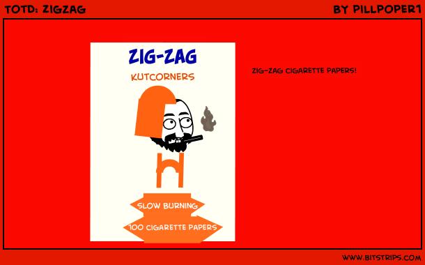 TotD: Zigzag