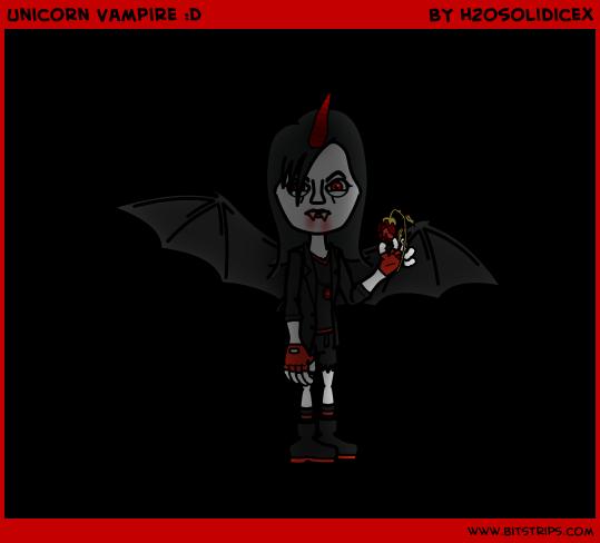 Unicorn Vampire :D