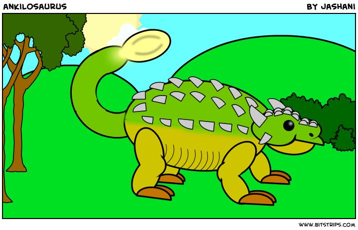ankilosaurus
