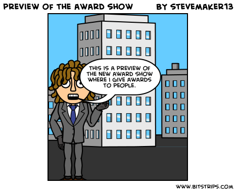 preview of the award show