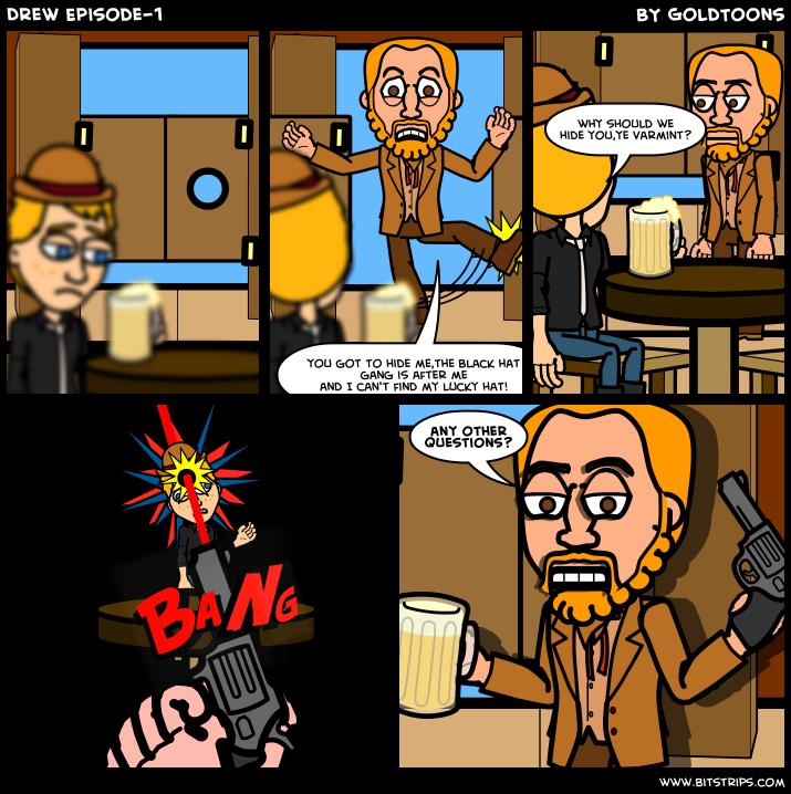 Drew Episode-1