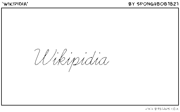 'Wikipidia'