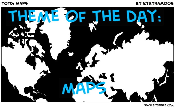 TotD: Maps