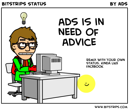 Bitstrips Status