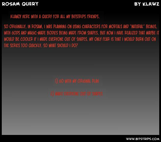 RoSaM Query