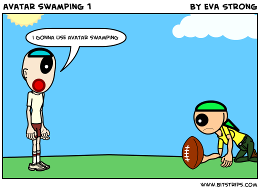 avatar swamping 1