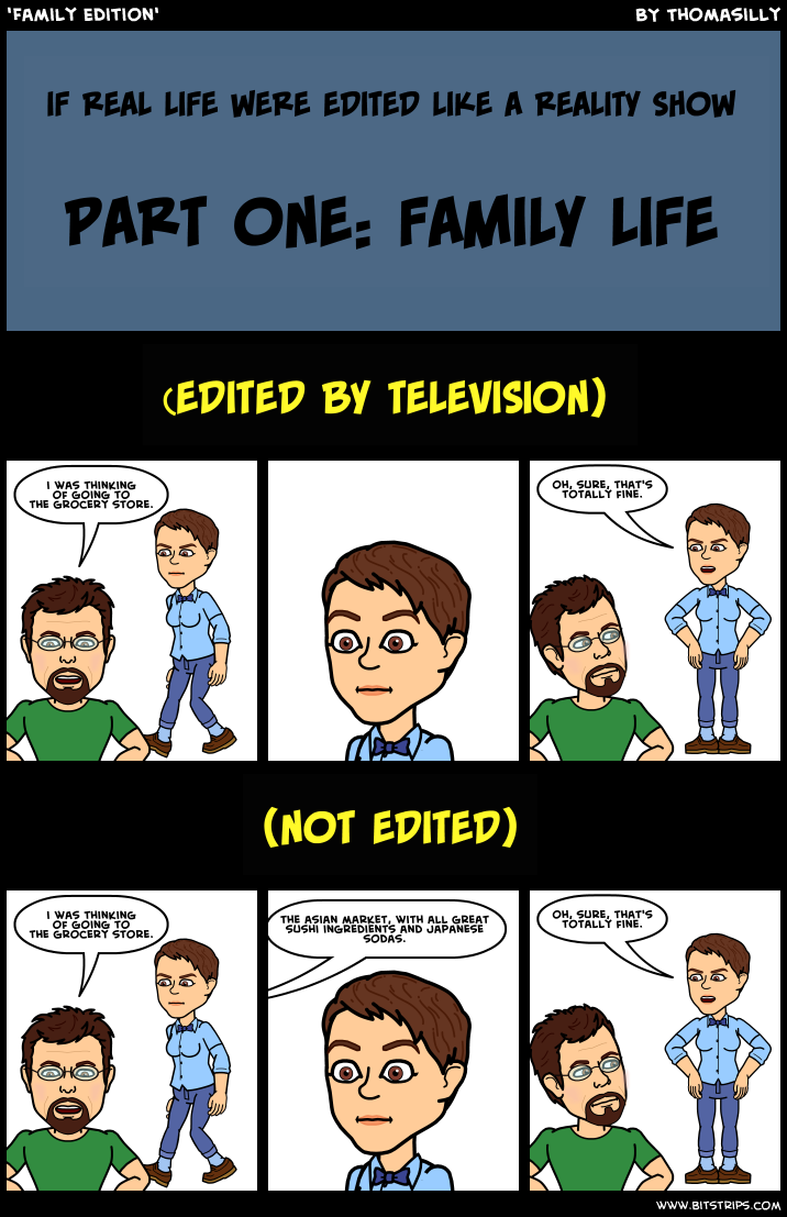 'Family Edition'