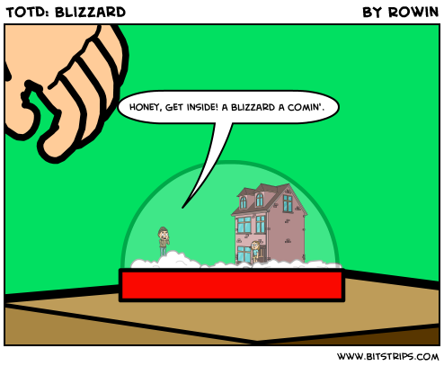 TotD: Blizzard