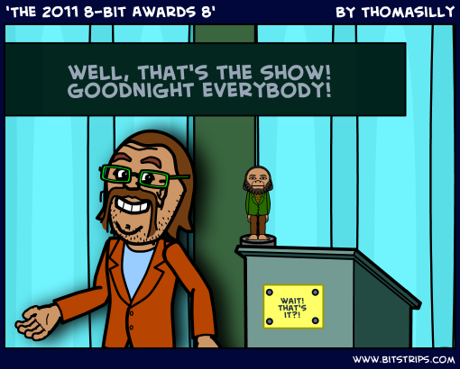 'The 2011 8-Bit Awards 8'
