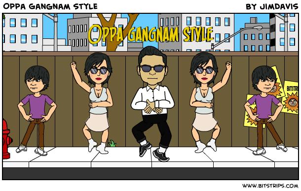 Oppa Gangnam Style Торрент