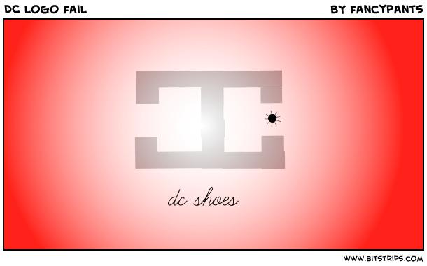 DC logo fail