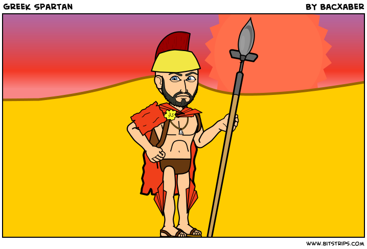 Greek Spartan
