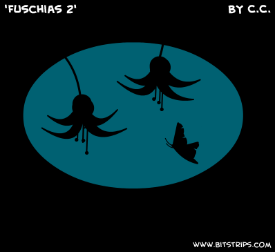 'Fuschias 2'