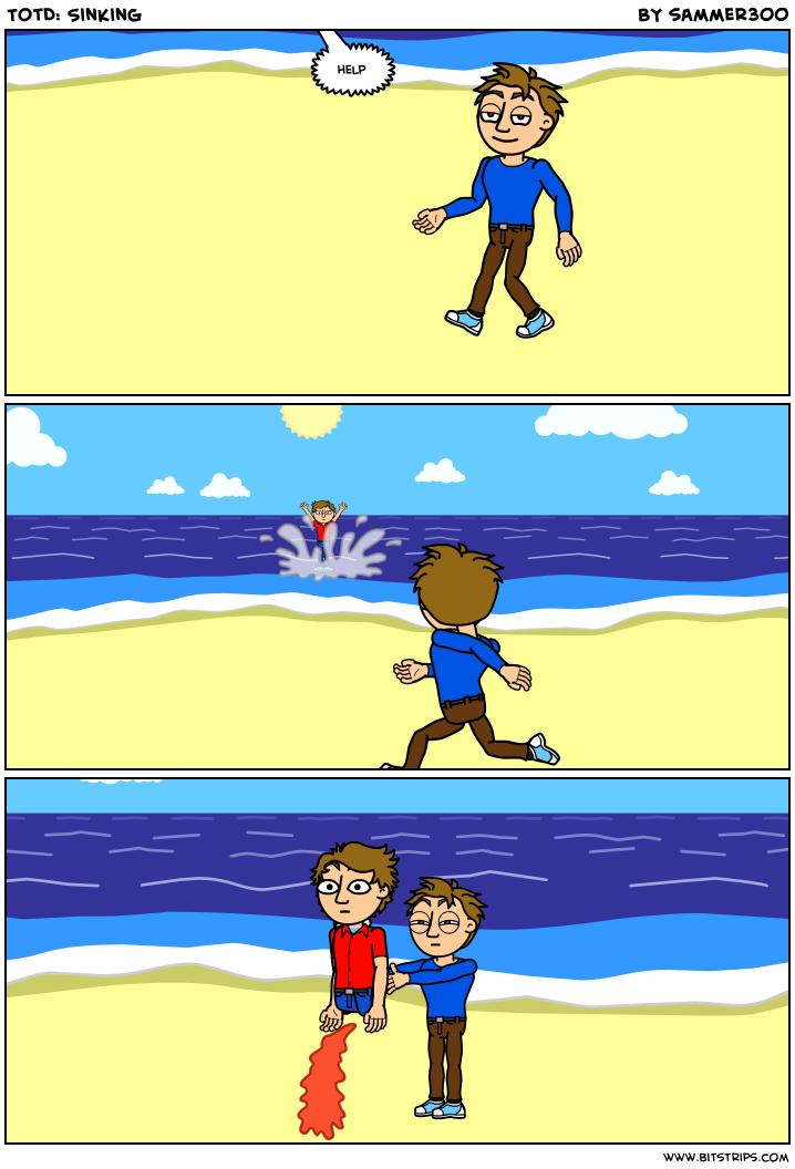 TotD: Sinking