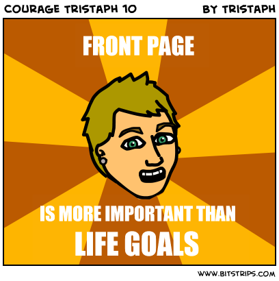 Courage Tristaph 10