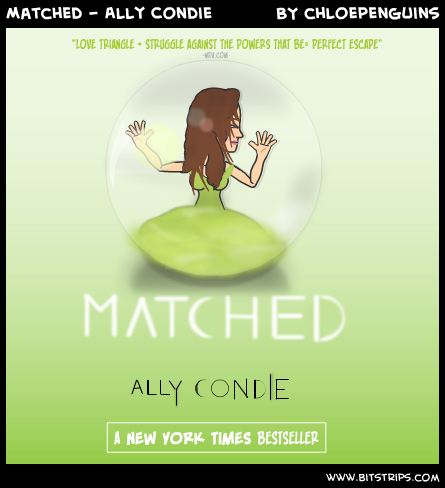 thesis statement for matched by ally condie