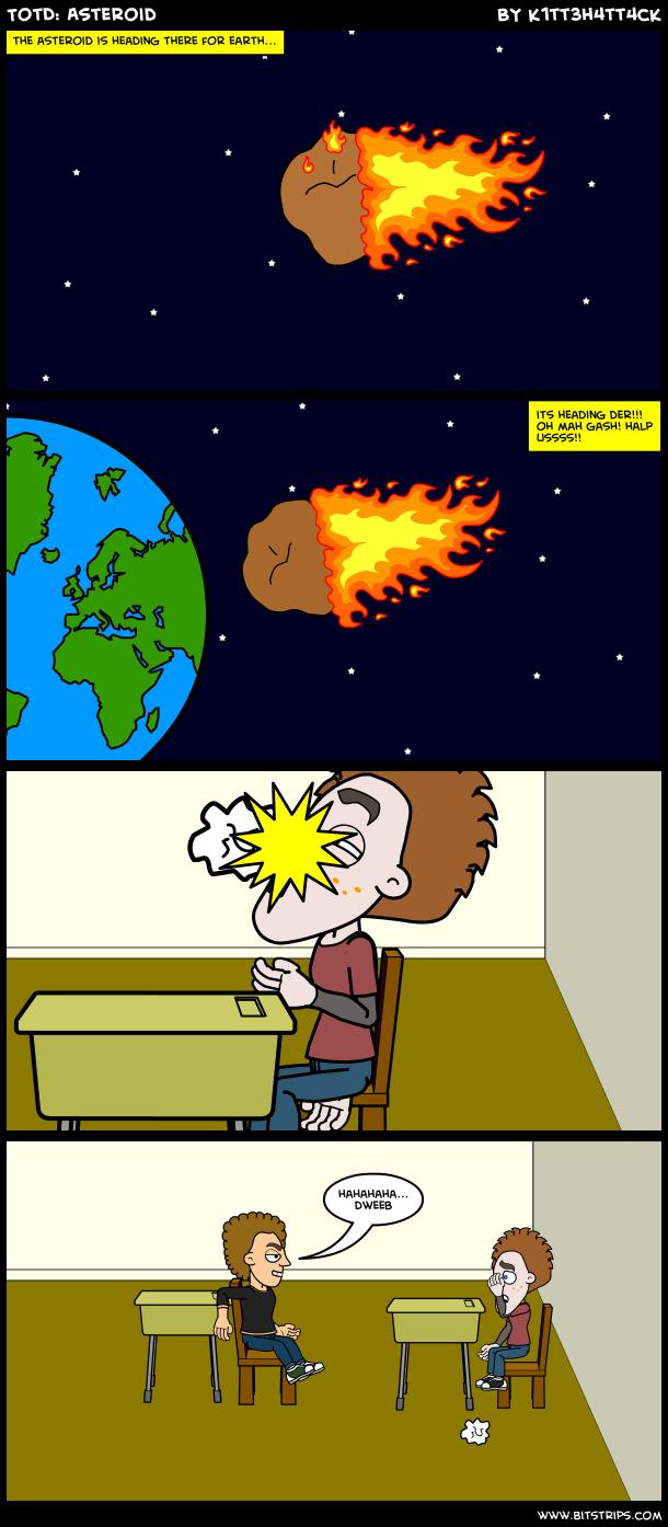 TotD: Asteroid