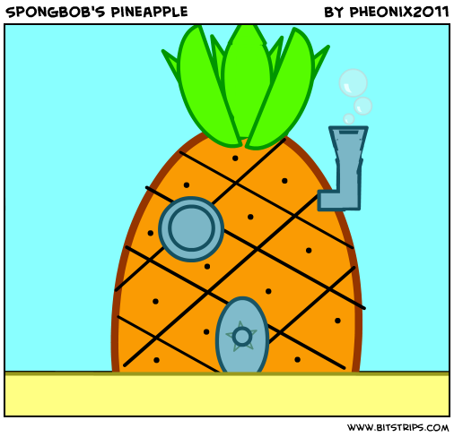 Spongbob's Pineapple