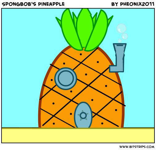 Spongbob's Pineapple
