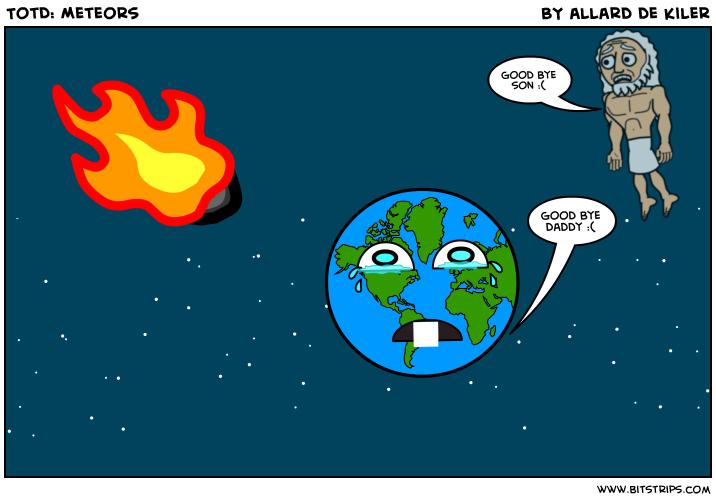 TotD: Meteors