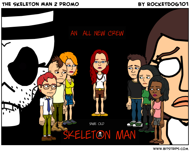 The Skeleton Man 2 promo