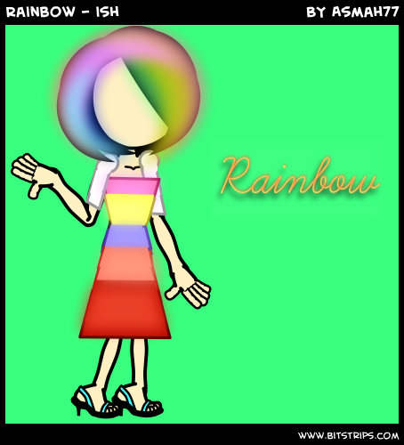 Rainbow - ish