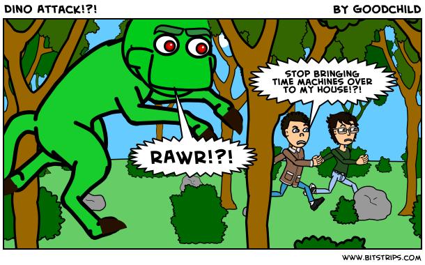Dino Attack!?!