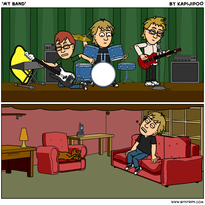 'My Band'