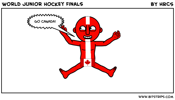 World Junior Hockey Finals
