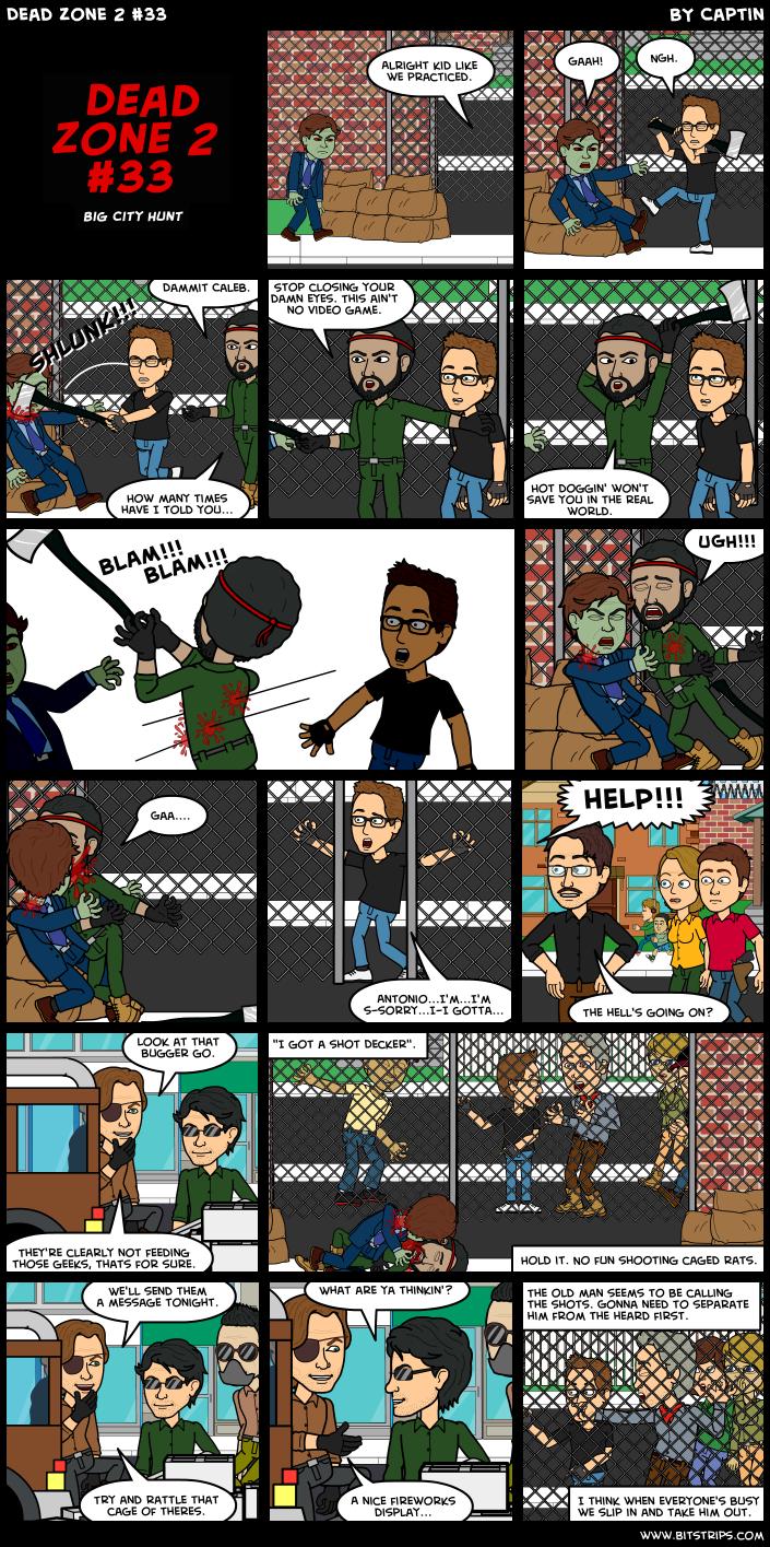 Dead Zone 2 #33