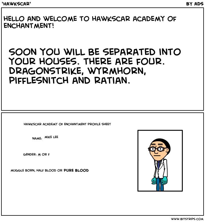 'Hawkscar'