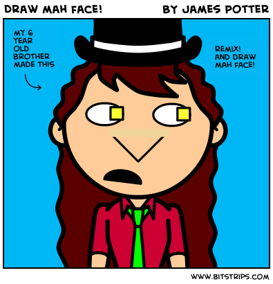 Draw mah face!