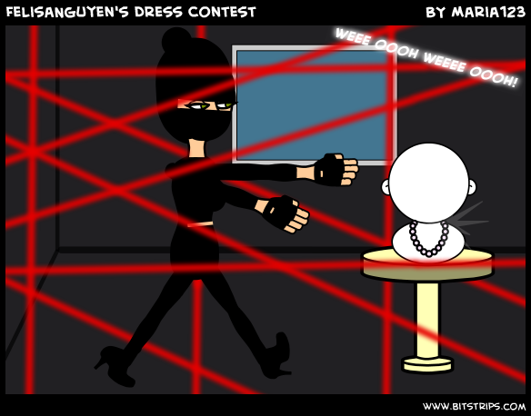 FelisaNguyen's Dress Contest