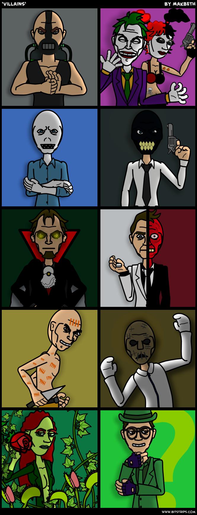 'Villains'