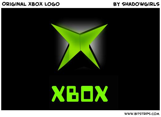 Original Xbox Logo Original Xbox L...