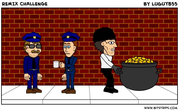 REMIX CHALLENGE