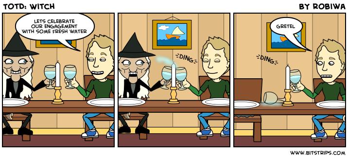 TotD: Witch