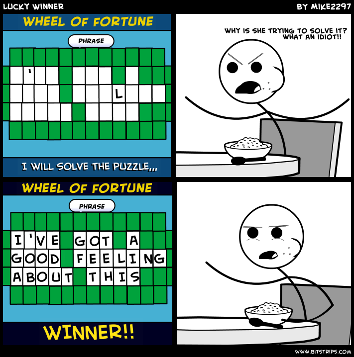 wheel of fortune solver character