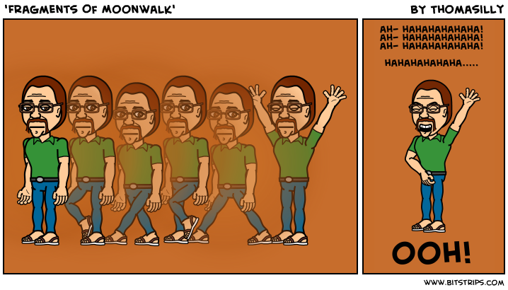 'Fragments Of Moonwalk'