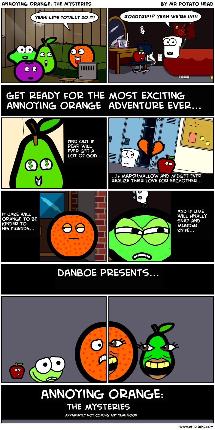 annoying orange comics - photo #41